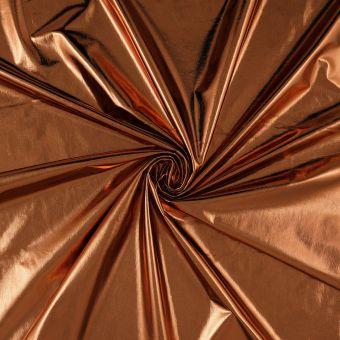 Tissu jersey bronze laser