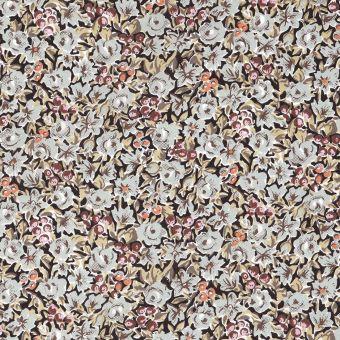 Tissu popeline de coton Liberty beige