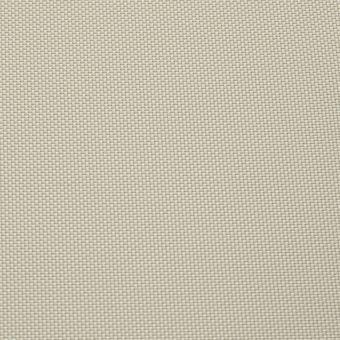 Toile polyester enduite imperméable Cocoon écru