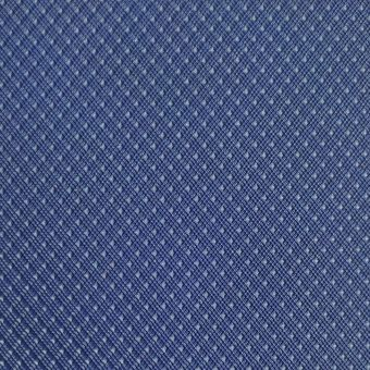 Tissu simili cuir extérieur Canvas bleu