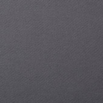 Tissu coton uni Cristina gris anthracite