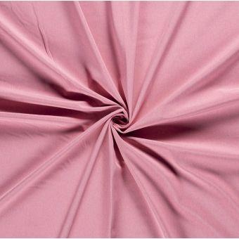 Tissu softshell chiné rose