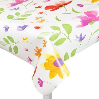 Protège table fleurs