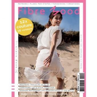 Magazine Fibre Mood N°15 - 12 patrons