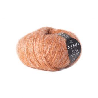 Pelote de fil à tricoter Plassard Pegase cuivre