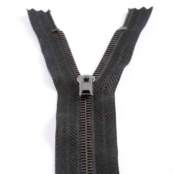 Fermeture spéciale pantalon non séparable - Noir