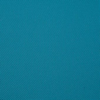 Toile polyester enduite imperméable Cocoon coloris bleu atoll
