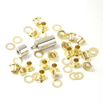 œKit oeillets bronze 7mm