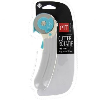 Cutter rotatif premium 45 mm