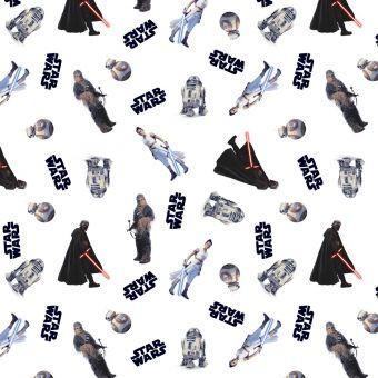 Tissu coton Star Wars