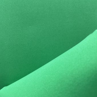 Tissu gomme caoutchouc Eva vert au mètre