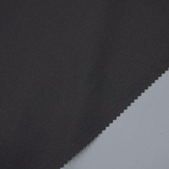 Toile enduction triple couche occultante gris