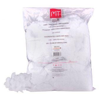 Sachet de fibre anti-acarien 1 kg