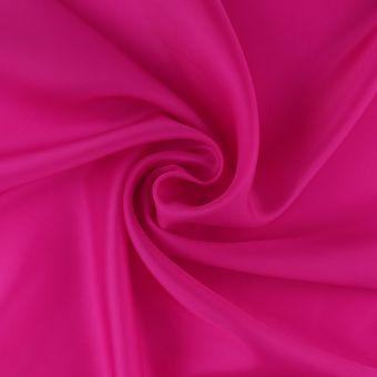 Doublure vêtement bemberg rose vif