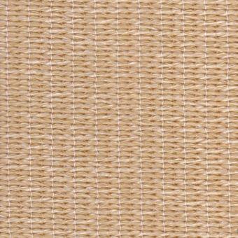 Toile d'ombrage tricotée anti-uv couleur sable 300cm