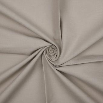 Tissu coton bio uni lin