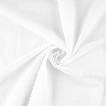 Tissu doublure maille blanc