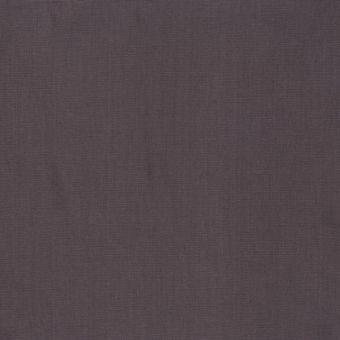 Tissu coton uni Sweetie grande largeur gris anthracite