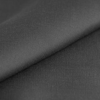 Tissu toile transat Littoral gris anthracite