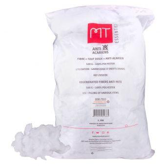 Sachet de fibre anti-acarien 500g