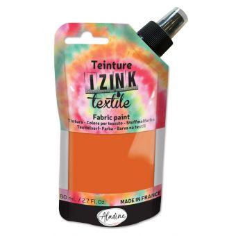 Teinture textile en spray izink henne 80 ml