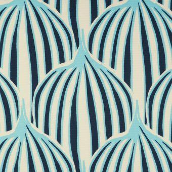 Tissu toile imperméable anti-uv fèves