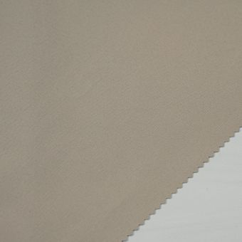 Toile enduction triple couche occultante sable