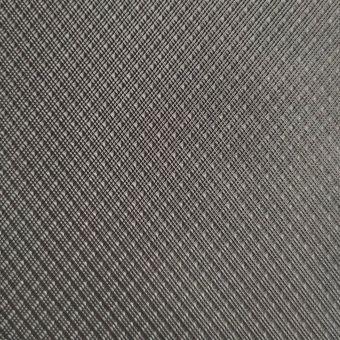 Tissu simili cuir extérieur Canvas gris foncé