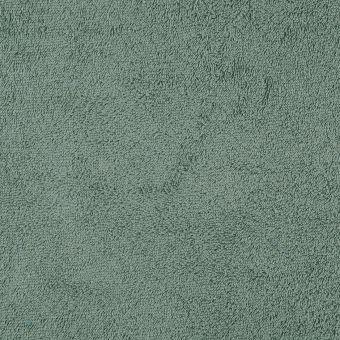 Tissu éponge bio vert