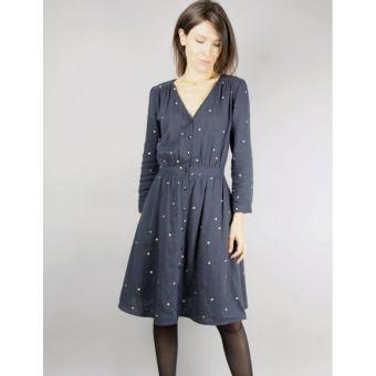 Patron robe ou blouse Harmonie Atelier Scämmit