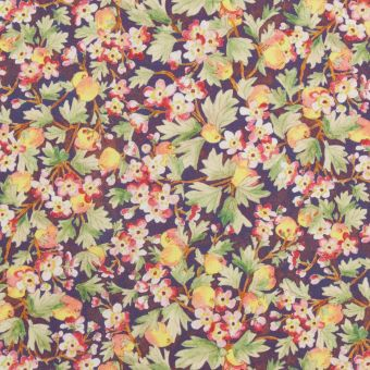 Tissu popeline coton Liberty Spring Orchard