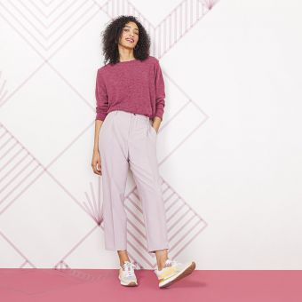 Patron Burda 6332 - Pantalon pour femmes
