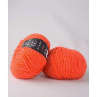 Fil à tricoter Phildar nuage vermillon