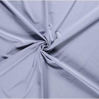 Tissu softshell chiné bleu ciel