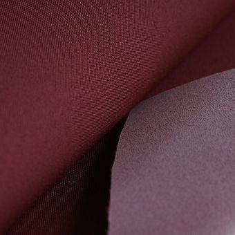 Tissu d'extérieur toile Prestance bordeaux
