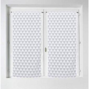 Paire vitrage Epiniac blanc
