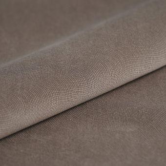 Tissu velours Cambridge taupe