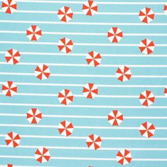 Tissu toile imperméable anti-uv parasols