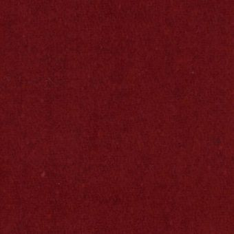 Tissu lainage Viltca rouge