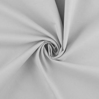Tissu coton épais traité anti-poussière gris