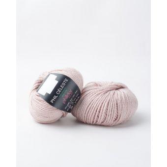 Fil à tricoter Phildar Celeste