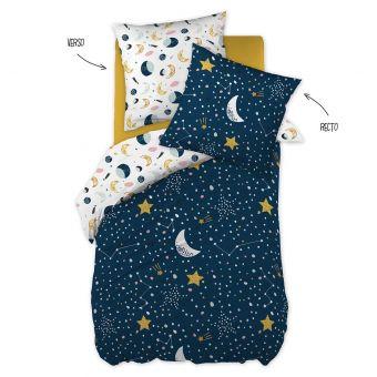 Parure de lit enfant étoiles