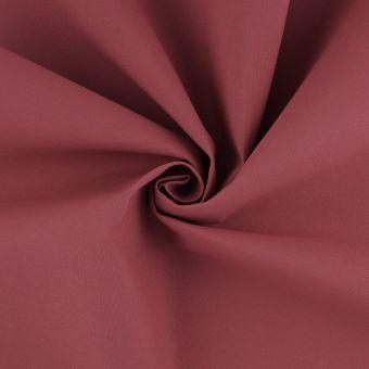 Tissu toile extérieure Hanck rouge