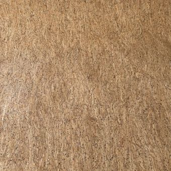 Tissu liège pailleté naturel