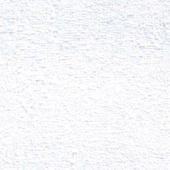 Tissu éponge léger uni Laguna blanc