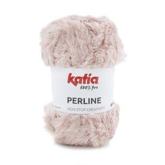 Fil à tricoter Katia Perline rose