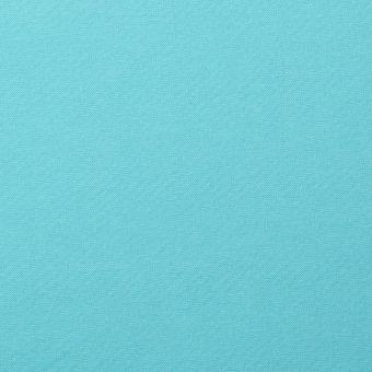 Tissu coton uni Cristina turquoise