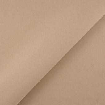 Tissu toile extérieure Hanck uni taupe