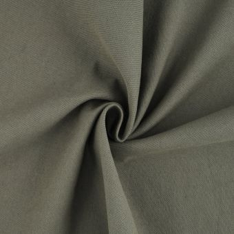 Tissu métis vintage vert foncé