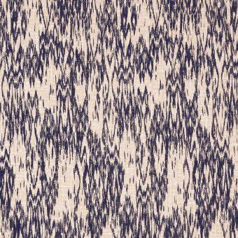 Bâche outdoor déperlante motifs bleus